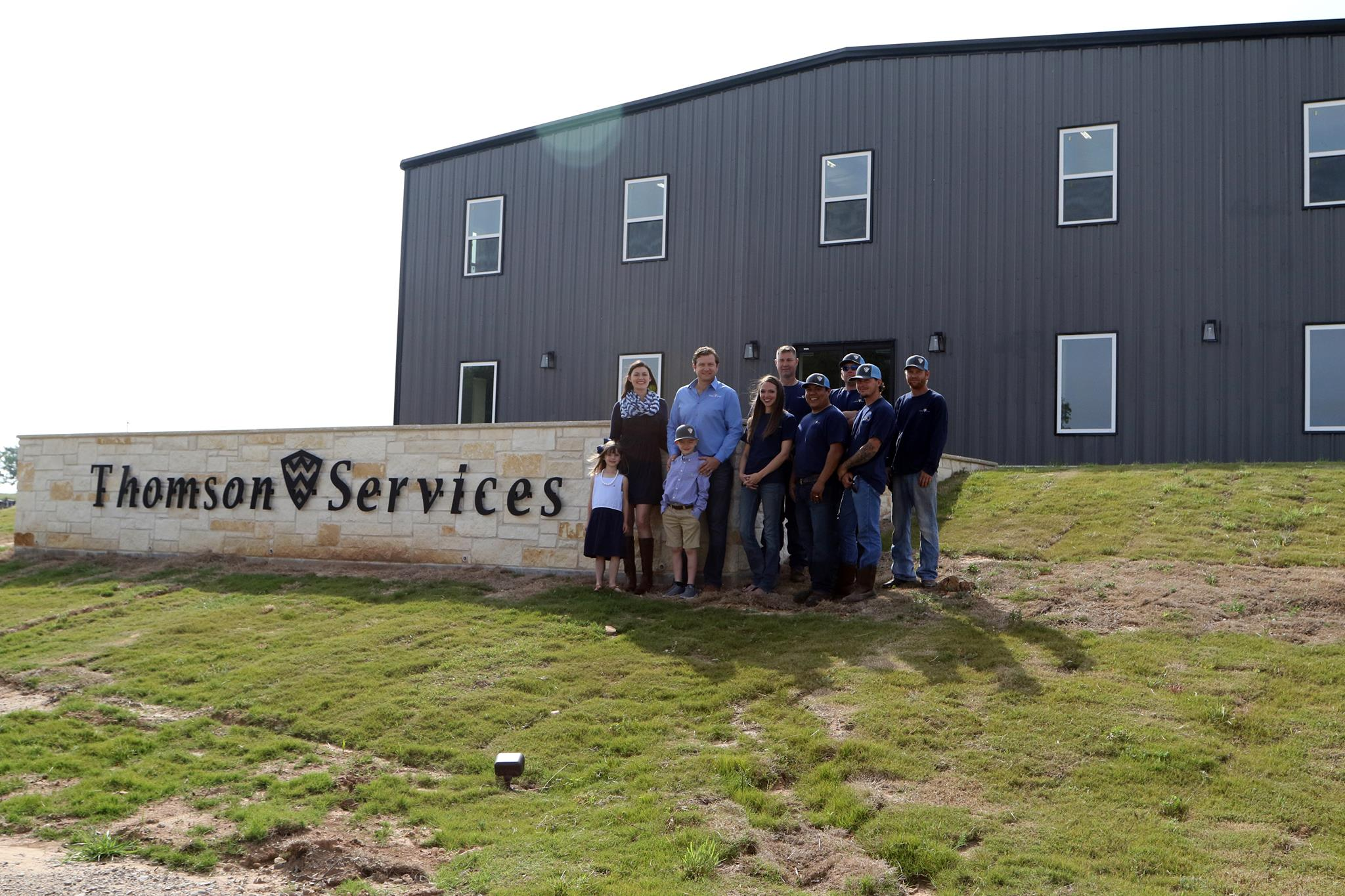 Thomson Services is one of the newest Lely Centers in the US and is based in Dublin, Texas.