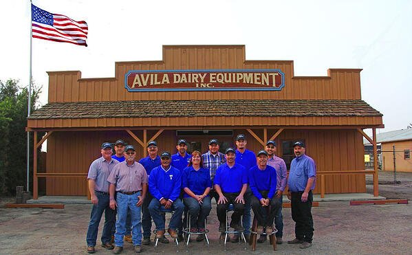 Avila Dairy Equipment, Inc. team