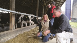 Ingleside Dairy works with Lely Center