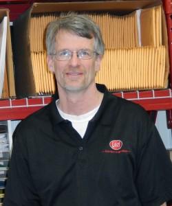 Lely Inventory Coordinator Terry Fopma
