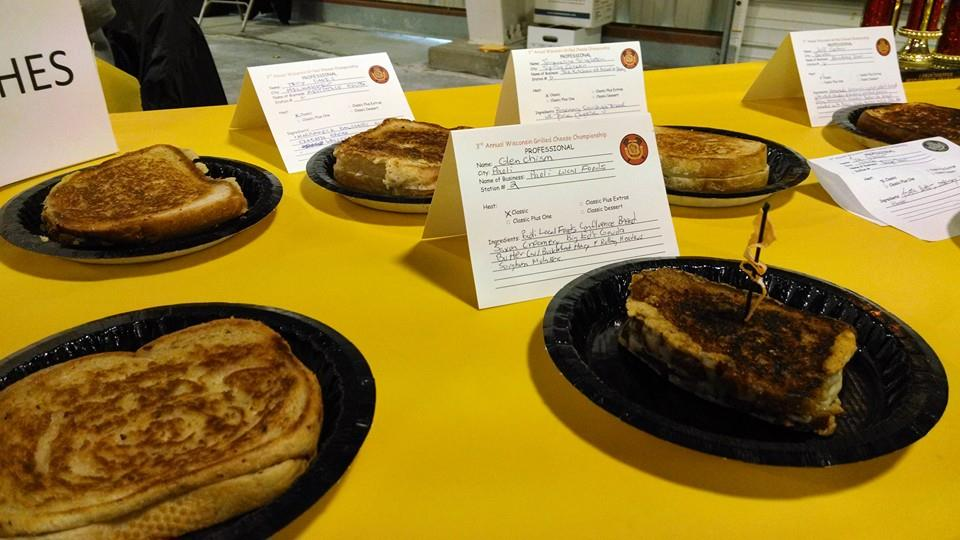 Wisconsin Grilled Cheese Championship