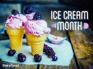 July 10 ice cream photo