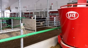 Lely Vector automatic feeding system
