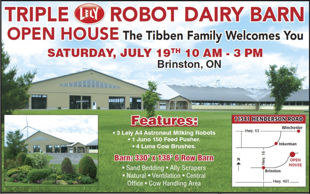 Tibben open house