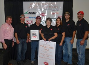 Lely Virtual Farm Tour - Lepples' Ridge-View Farm, Inc. of Beaver Dam, Wis.