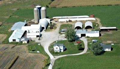 Jones Robotic Dairy Farm
