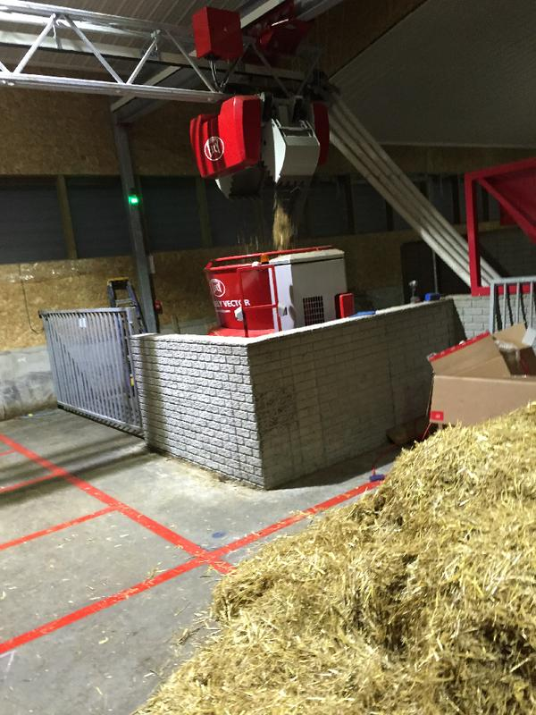 Lely Vector first ration mix