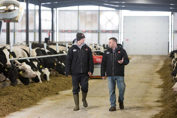 John Seehafer and the Miltrim Farms team have partnered on creating this cutting-edge facility.