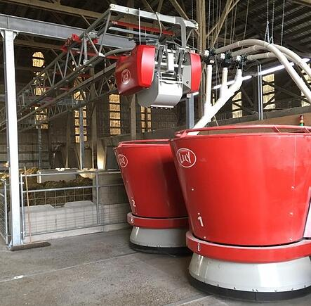 Lely Vector automatic feeding systems