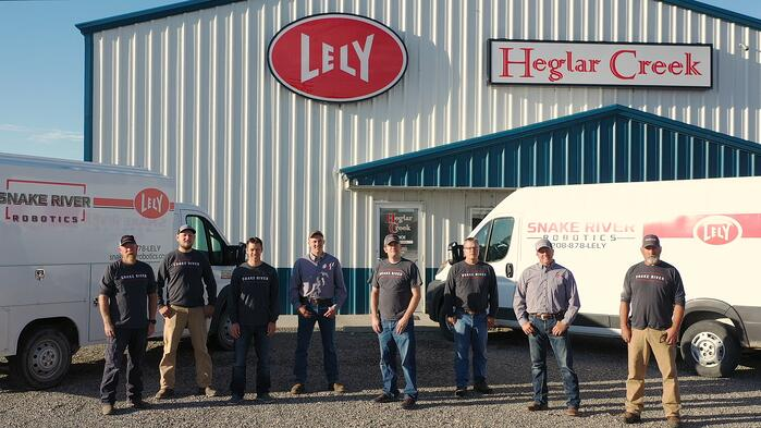 Lely Center Snake River Robotics