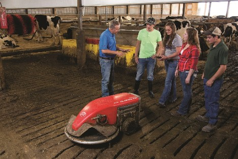 The Lely North America Future Dairy Scholarship Program