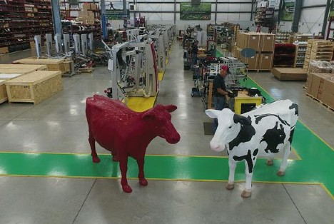 Lely North America plans to expand its investment, commitment and physical presence in North America
