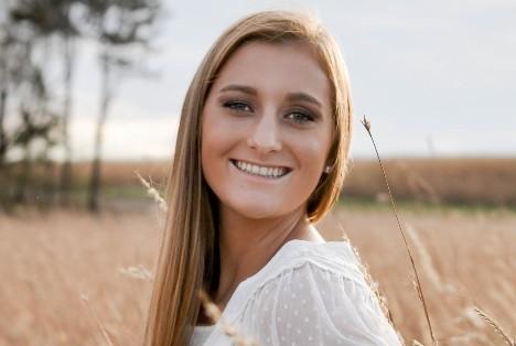 Lely scholarship winner Grace Howe