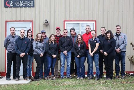 Grand River Robotics Team Photo