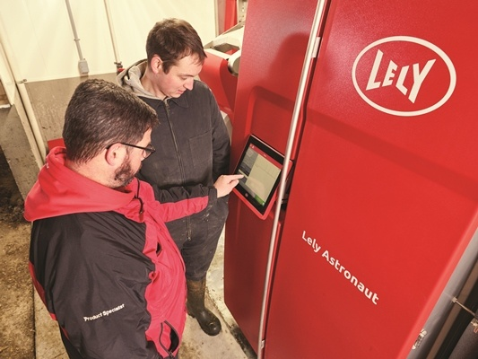 Lely Canada - Technisch Service CF025364-1