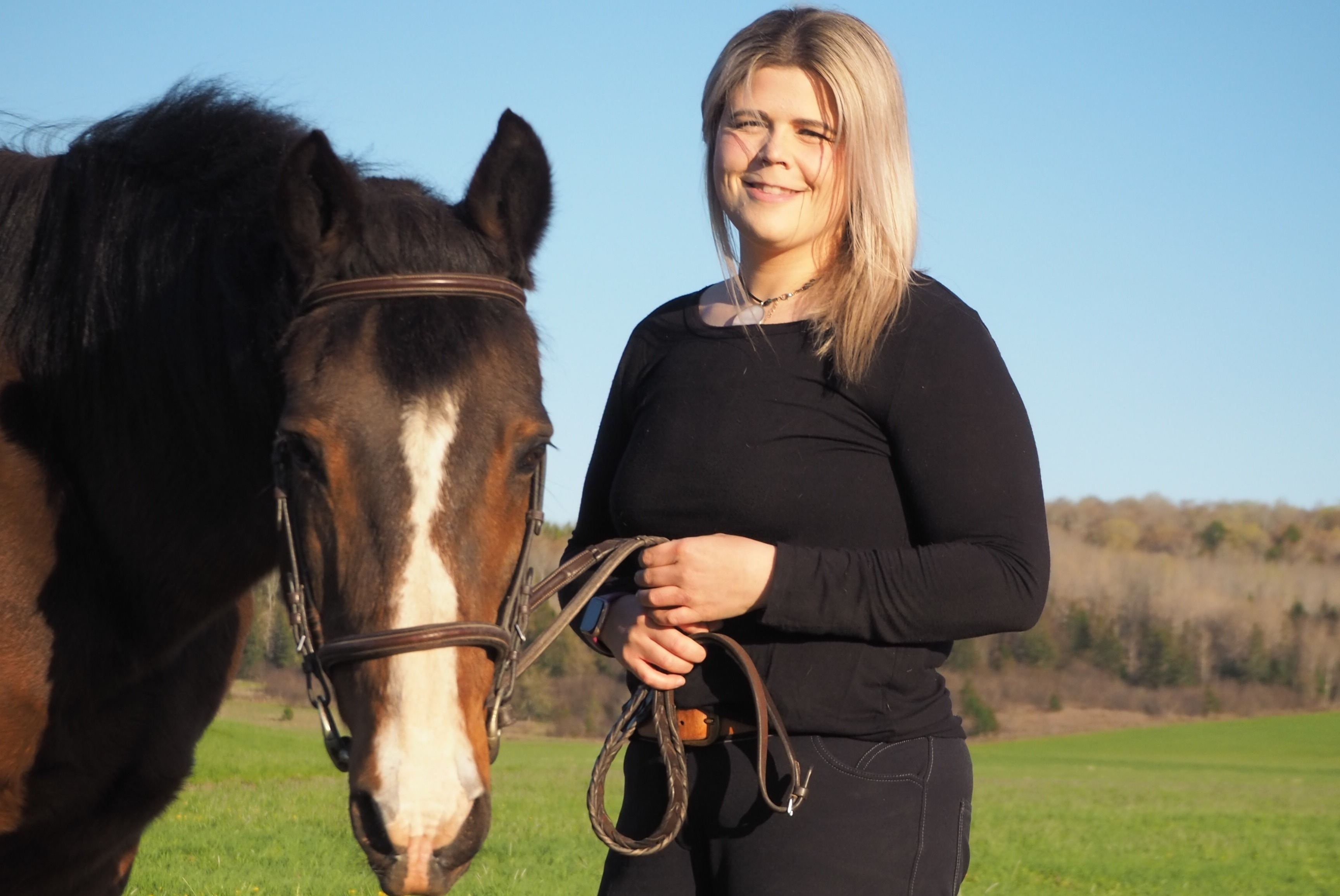 Amanda Greaves - FMS advisor at LBJ Farm Equipment