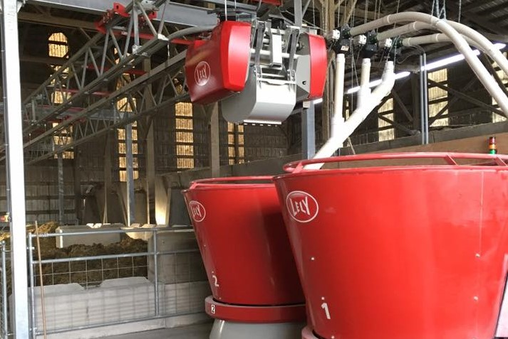 Lely Vector - Oldenkamp Farms